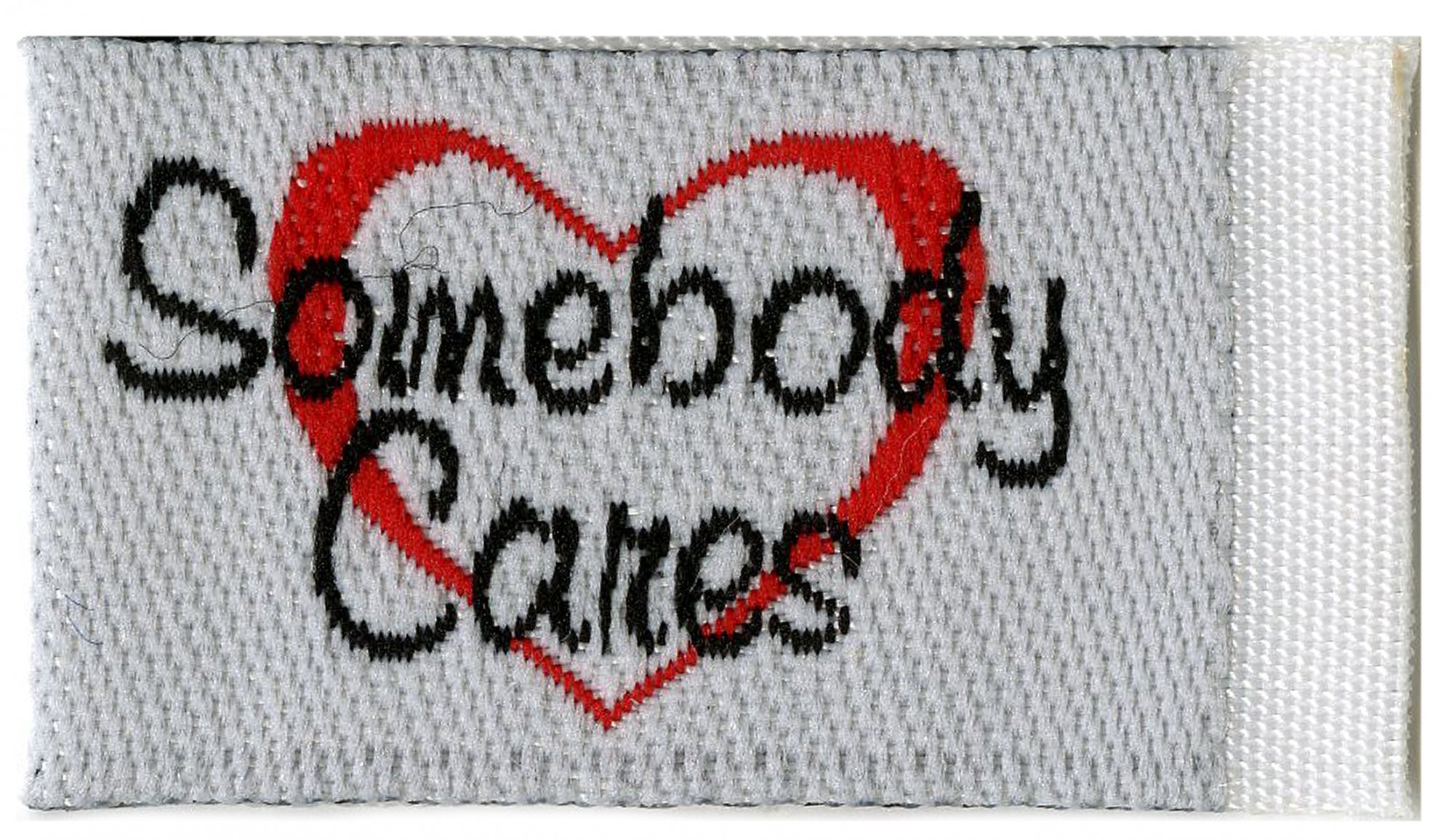 Somebody Cares Tag It Ons