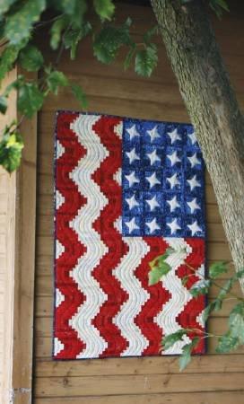 America the Beautiful Pattern