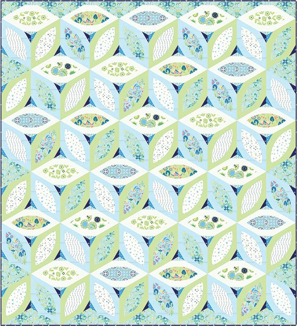 Enchanted Garden Pattern