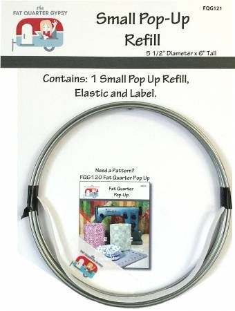 Pop-Up Refill, Small, 5 1/2''