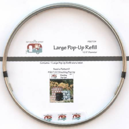 Pop-Up Refill, Large, 10 1/2''