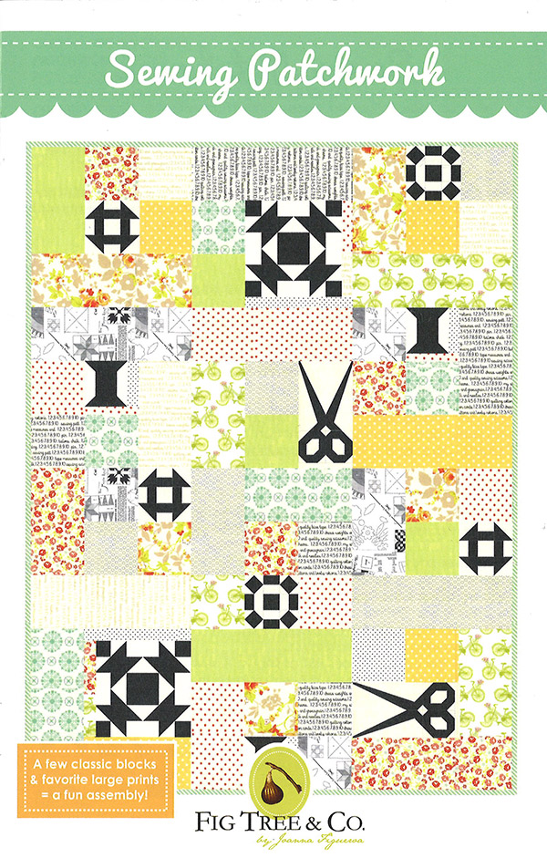 Sewing Patchwork Pattern