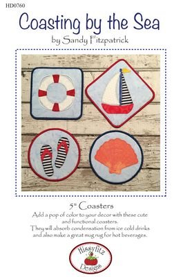 Coasting by the Sea! Pattern