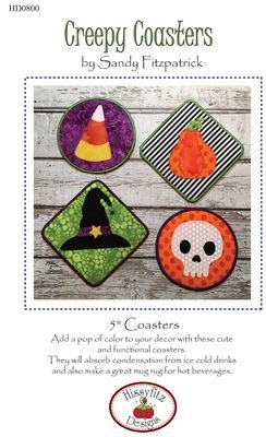 Creepy Coasters Pattern
