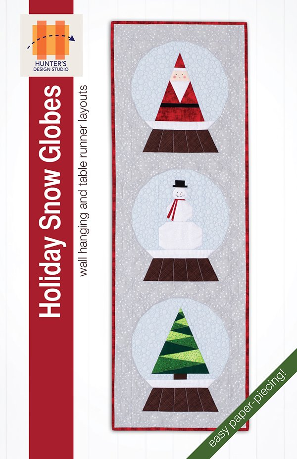 Holiday Snow Globes Pattern