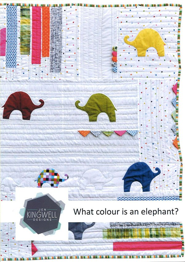 What Colour Is An Elephant? Pattern