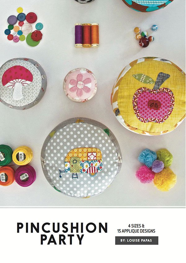 Pincushion Party Pattern