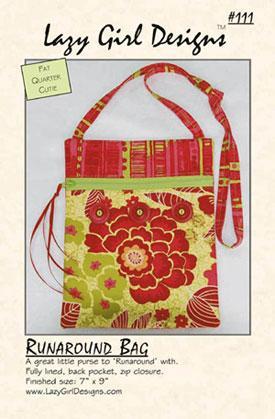 Run Around Bag Pattern