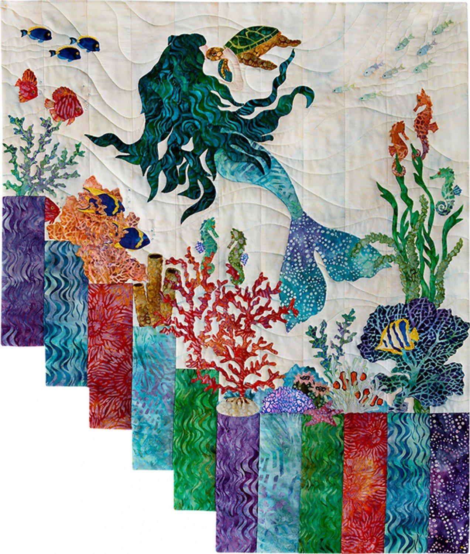 Mermaid Kisses Pattern