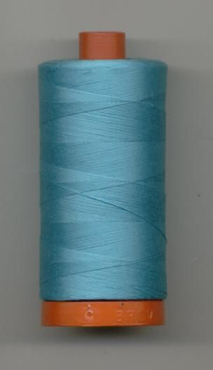 Aurifil 50wt Scarab Thread