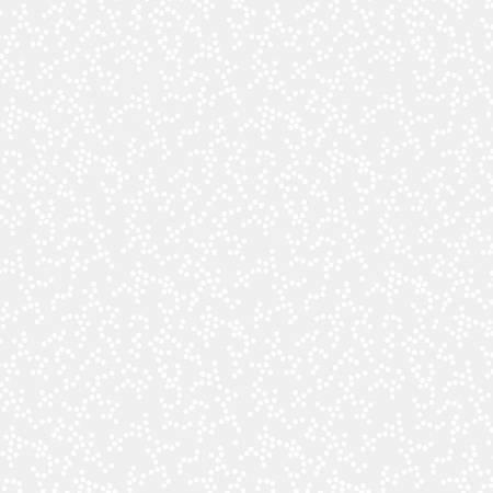 White on White Dots P1626