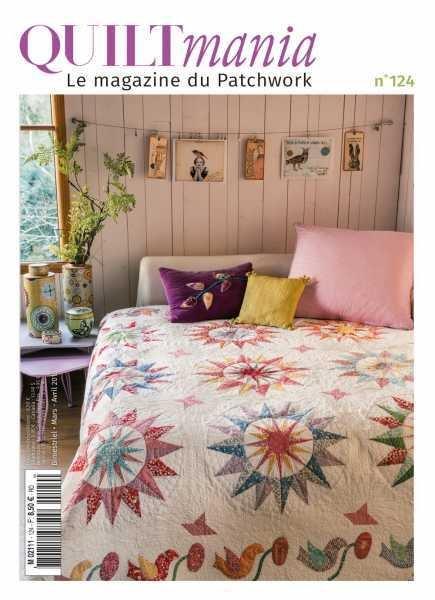 Quiltmania Magazine N124