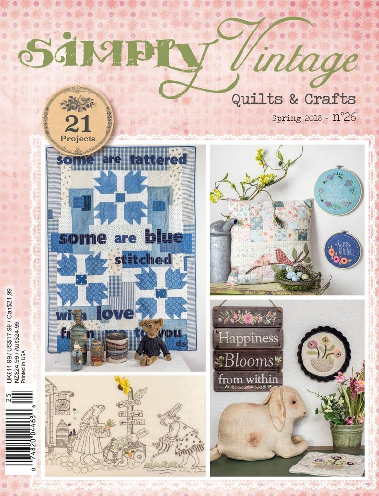 Simply Vintage Magazine 26 - Softcover
