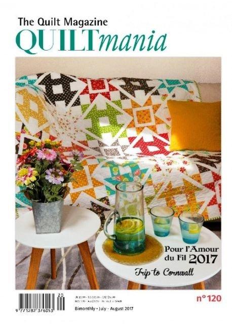 Quiltmania Magazine #120