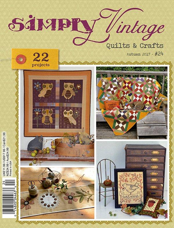 Simply Vintage SV24