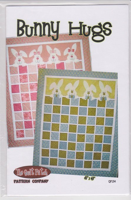 Bunny Hugs pattern