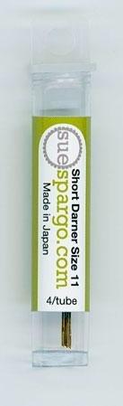 Short Darner #11 Needles Sue Spargo