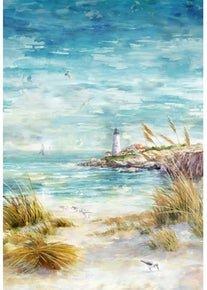 Shoreline Stories Seaside Shoreland Panel