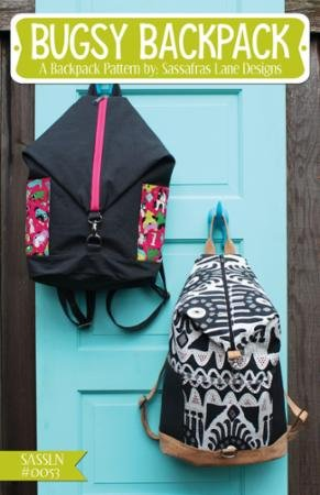 Bugsy Backpack Pattern