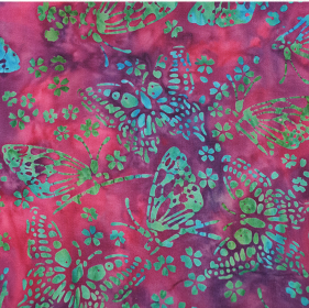 Sewing Sewcial Orchid Butterflies/SH92-901