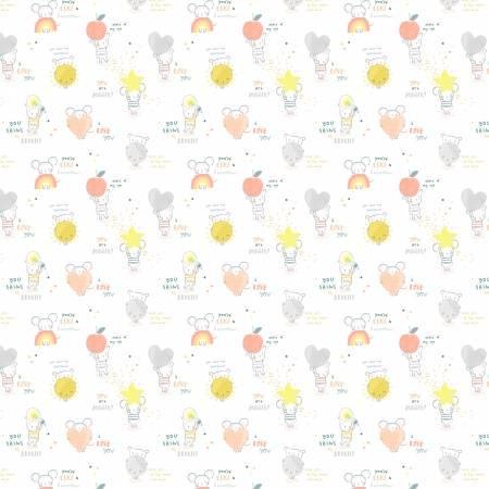 Shine Bright White Stella-1401