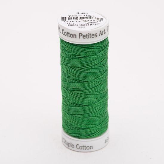 Cotton Petite, 1051 Christmas Green, 12wt, 50 yds.