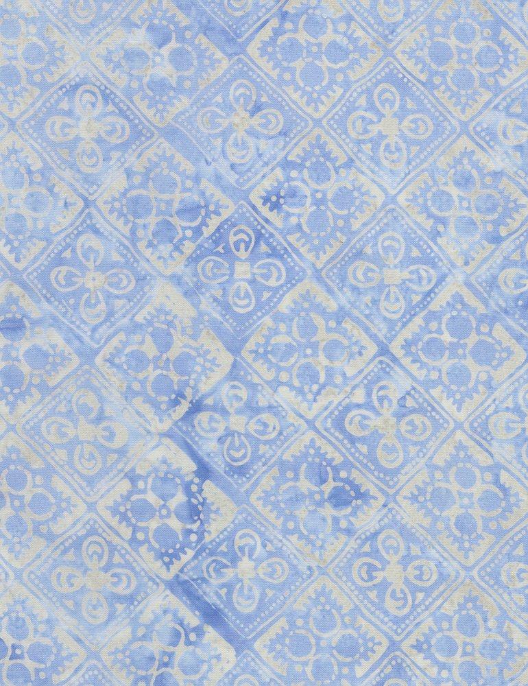 Soleil Escape Greek Tile Batik b6927-escape