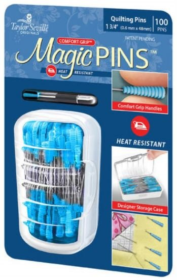 Magic Pins- 100 Count