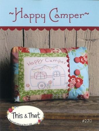 Happy Camper Pattern