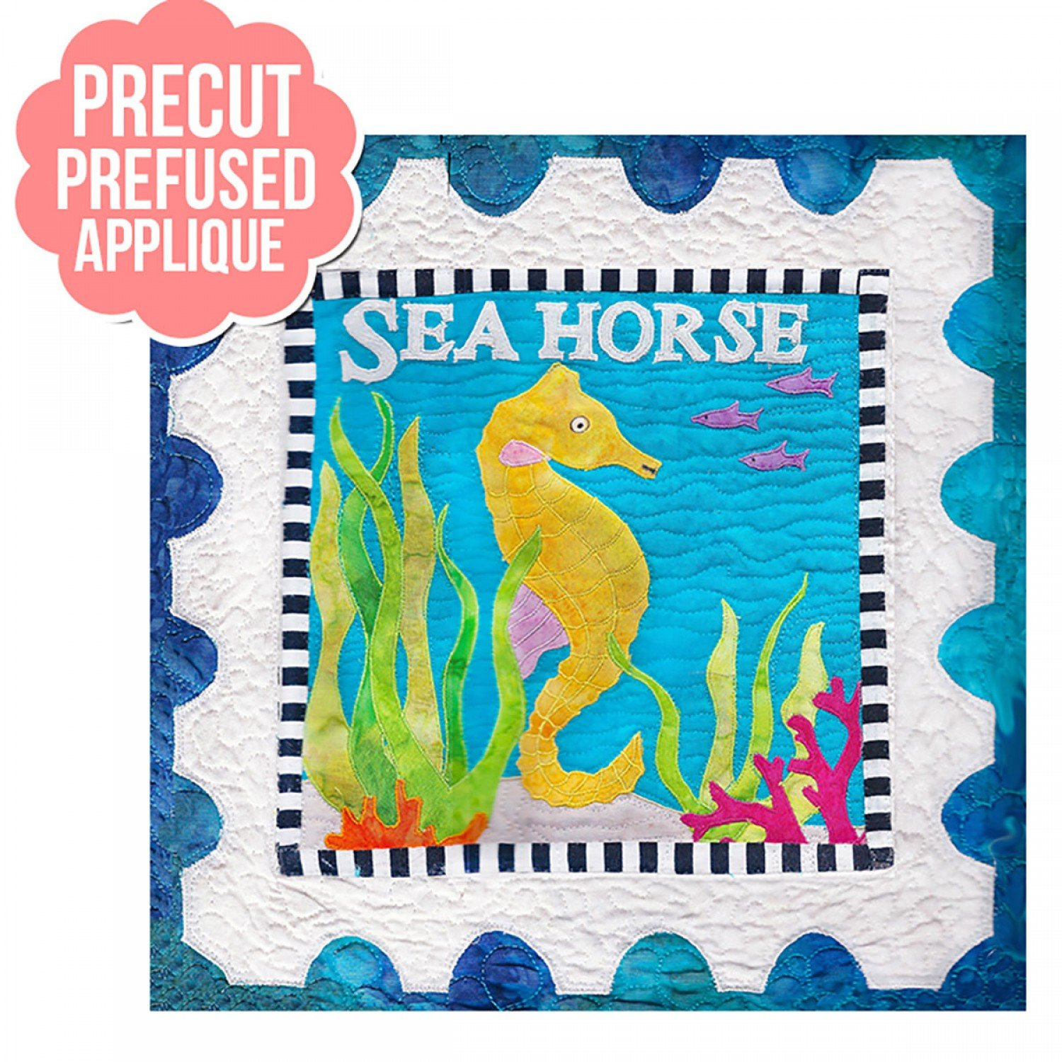 Sea Life Pattern & Laser Cut Kit