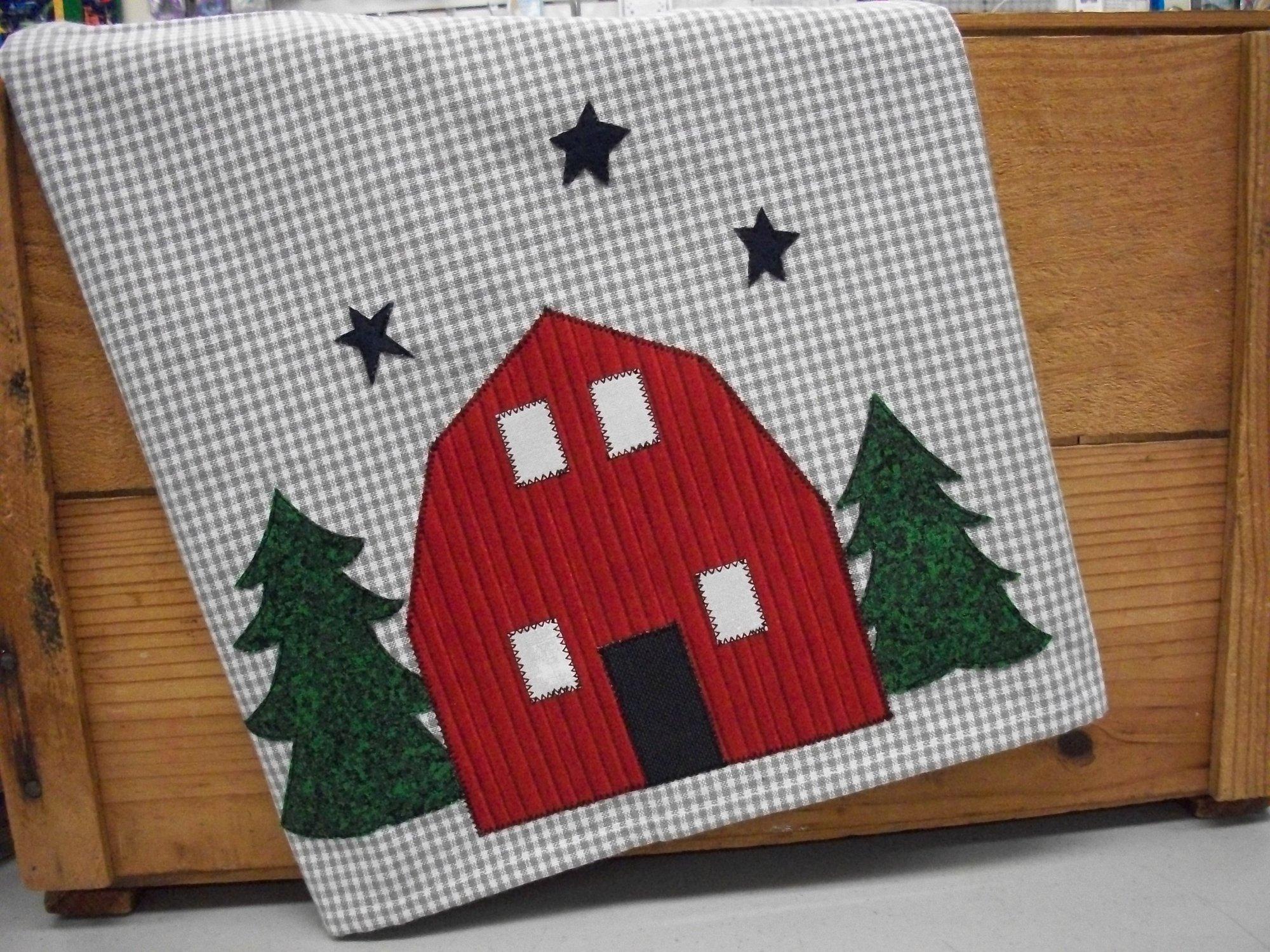 Barn Towel