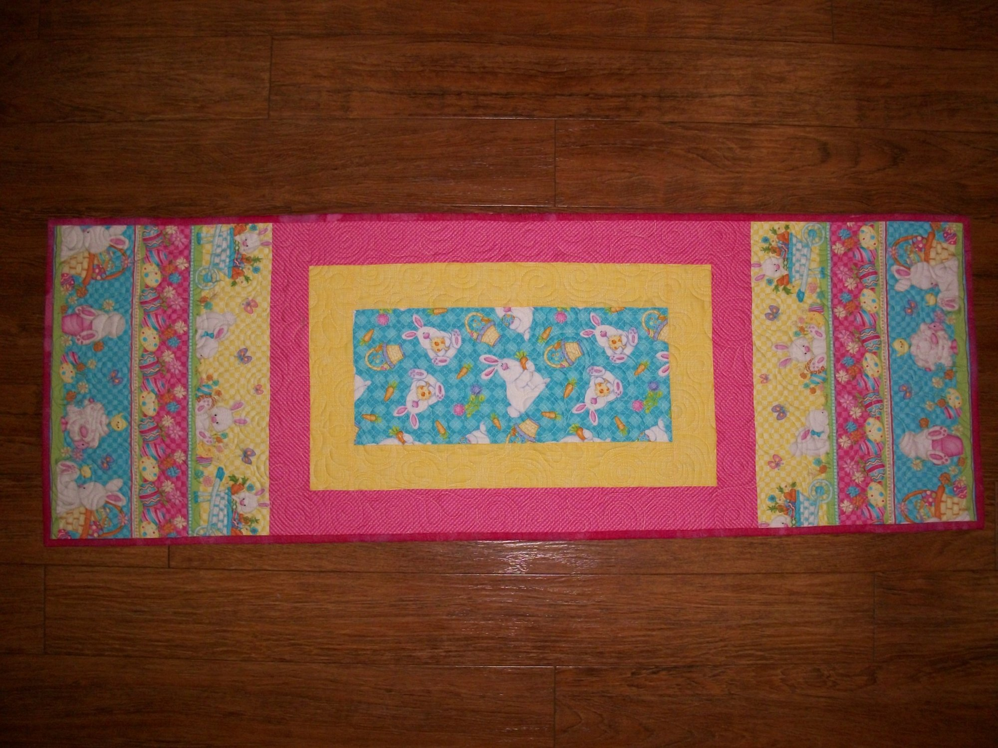 One Hour Border Runner Variation - Easter