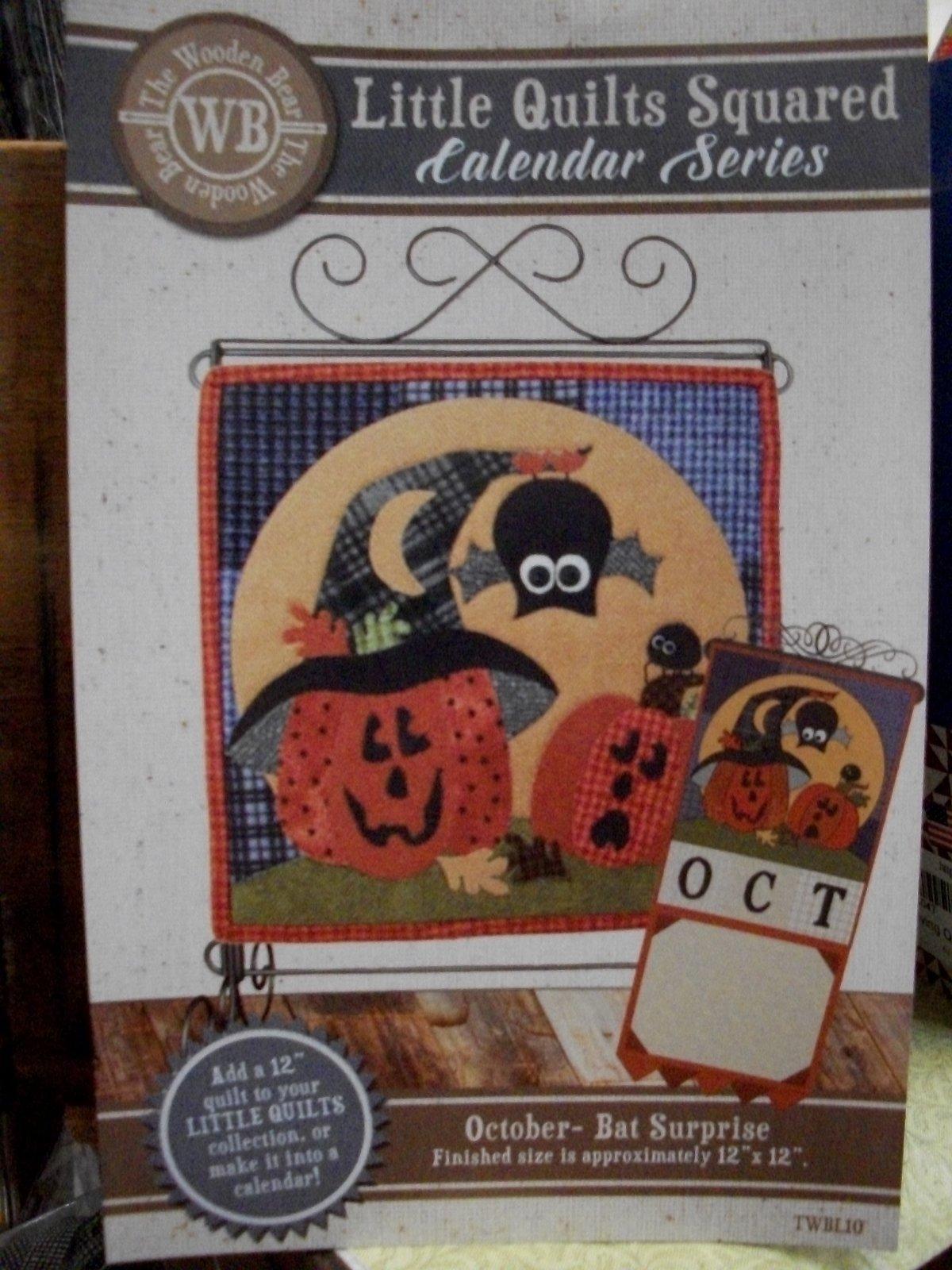 October-Bat Surprise