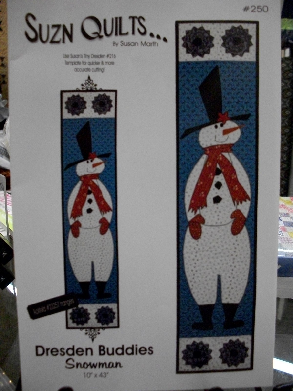 Dresden Buddies-Snowman