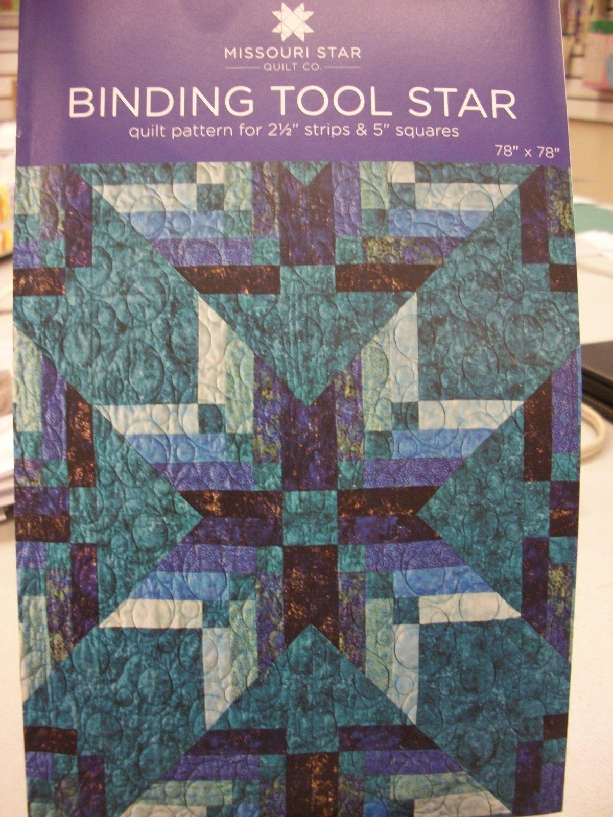 Binding Tool Star
