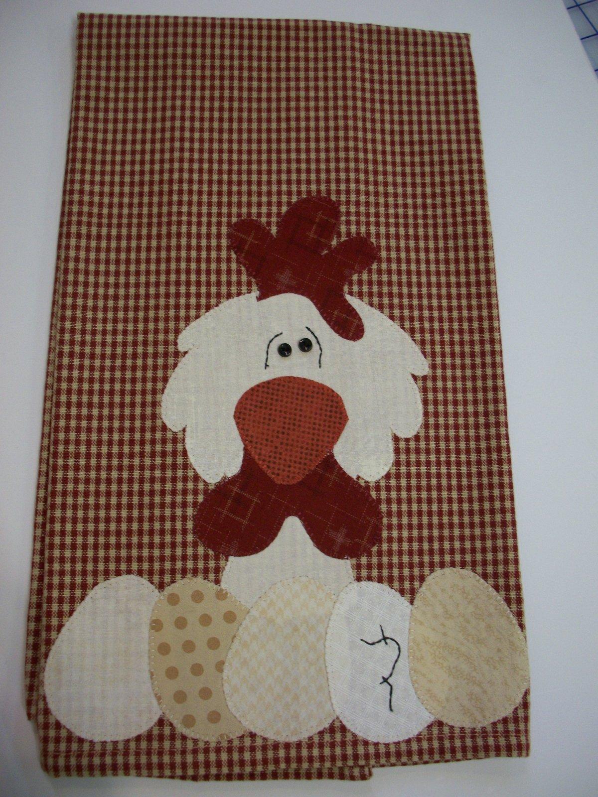Chicken Patternlet & Kit
