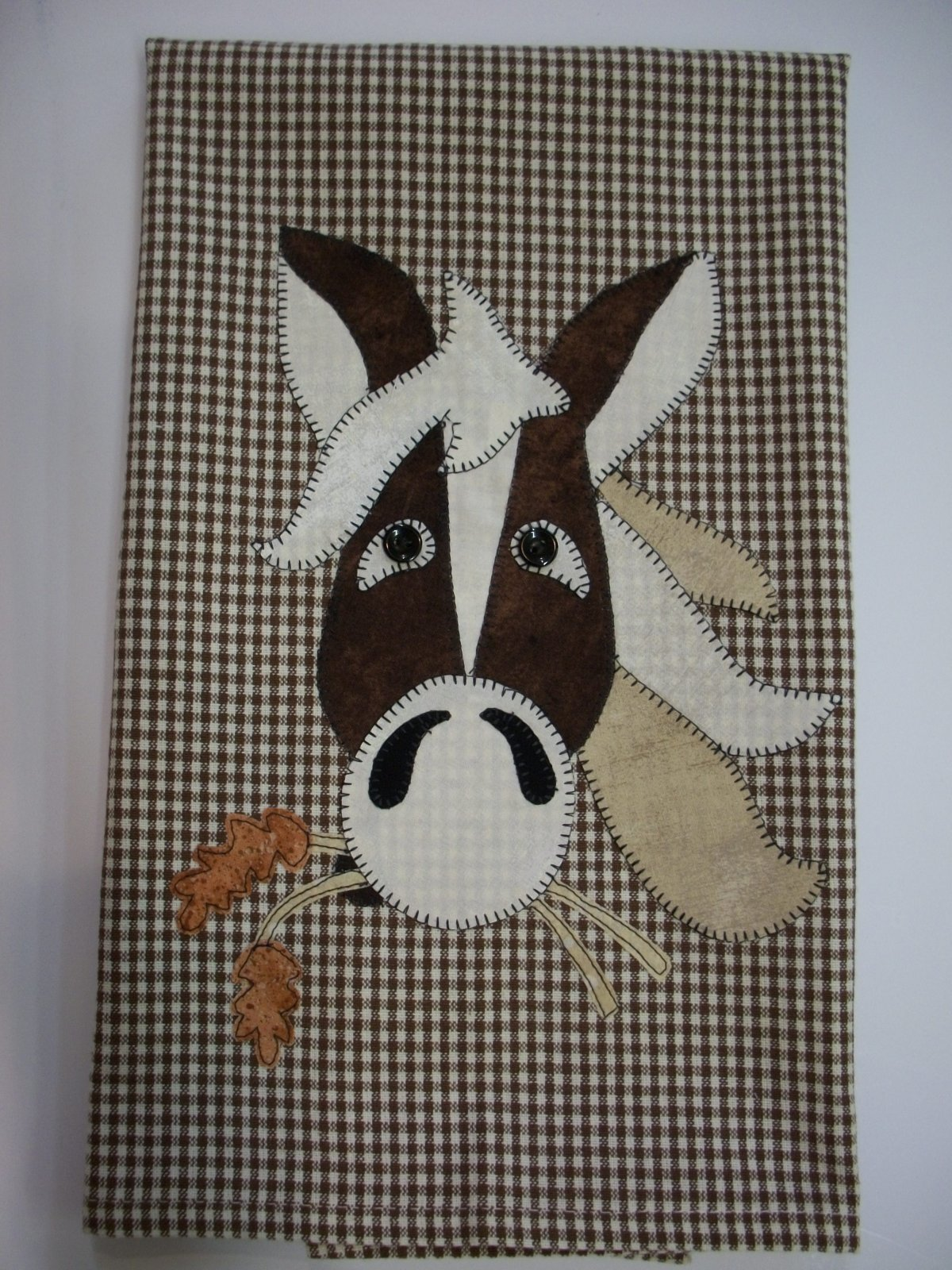 Horse Patternlet & Fabric