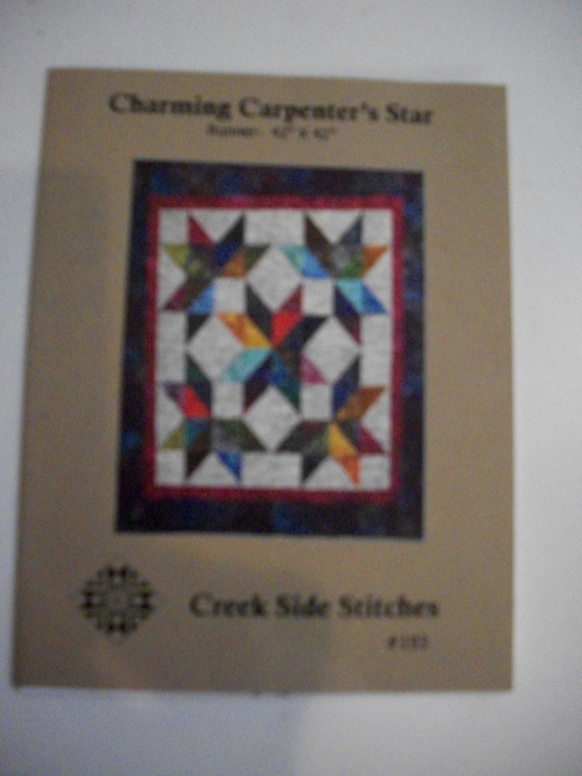 Charming Carpenter's Star