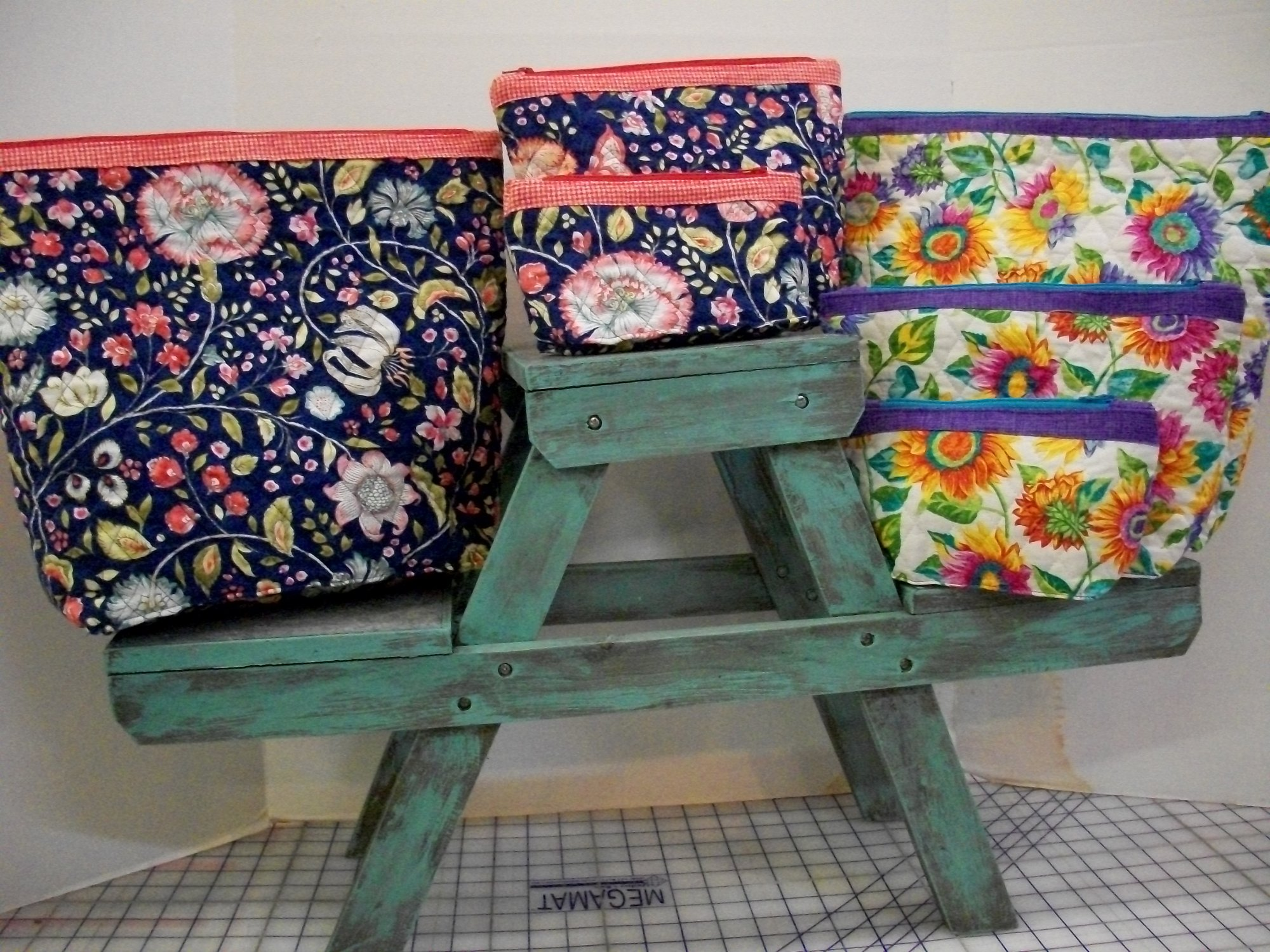 Tri-Quilted Bags Kit