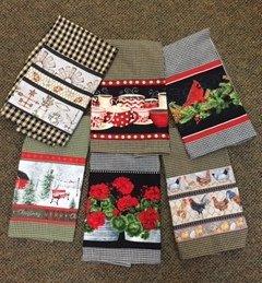 Quick Border Print Towel Kits