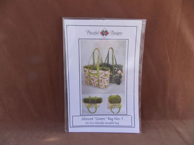 Almost Green Bag No.1