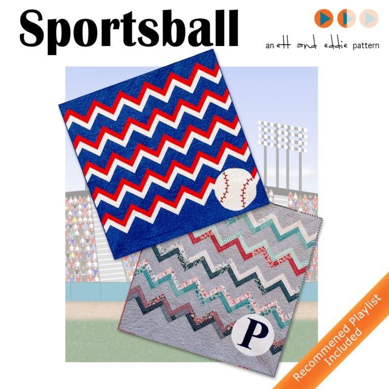 Sportsball - Stitch