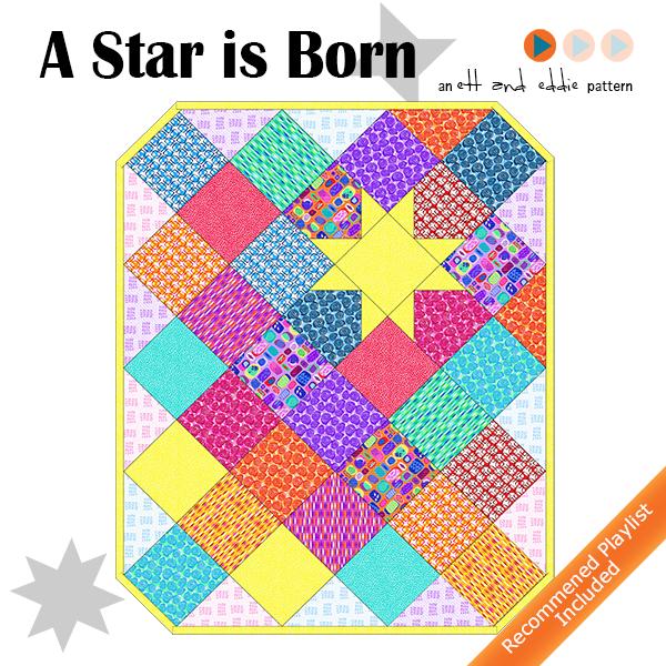 A Star Is Borth - Stitch