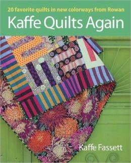 Kaffe Fassett-Kaffe Quilts Again