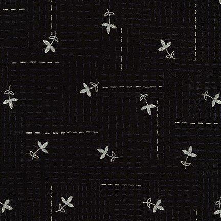 Dashes in Black