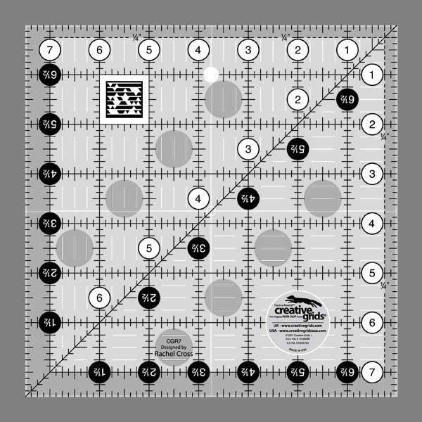 7.5 Square Ruler