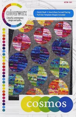 Cosmos Quilt Pattern