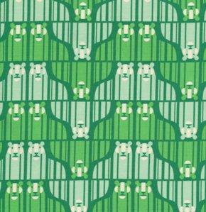 Tiger Stripe in Green