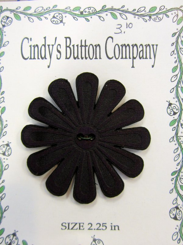 Cindy's Daisy Button