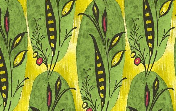 Banana Leaf in Tropical